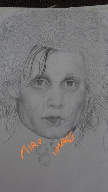 Johnny Depp by edimage